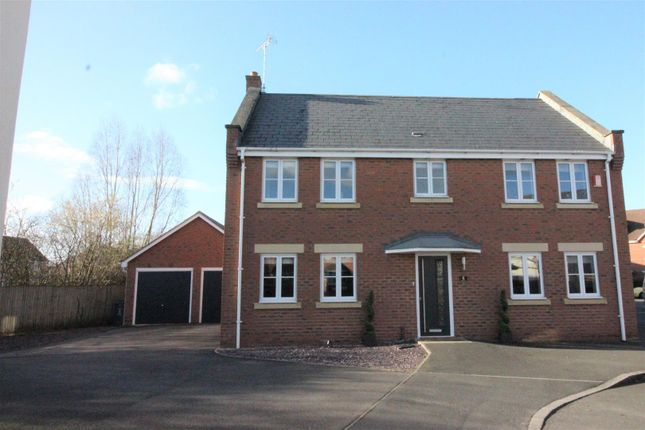 4 bed detached house for sale in Twineham Road, Blunsdon, Swindon