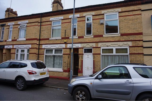 Thumbnail Terraced house to rent in Bickerdike Avenue, Manchester