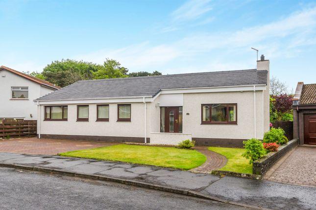 Thumbnail Detached bungalow for sale in Wellesley Crescent, East Kilbride, Glasgow