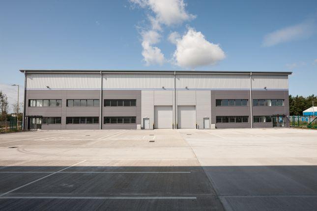 Thumbnail Industrial to let in Unit 5 Hermitage Park, Harts Farm Way, Havant