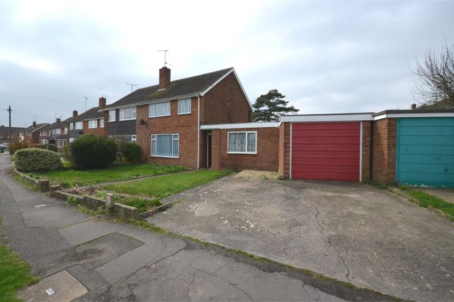 Thumbnail Semi-detached house for sale in Turville Road, Aylesbury