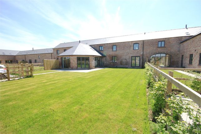Thumbnail Property for sale in Chapelhouse Barns, The Green, Poulton, Chester