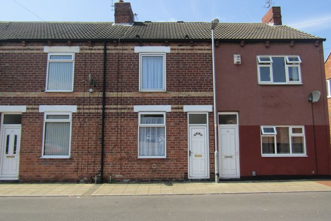 Thumbnail Terraced house to rent in King Street, Castleford