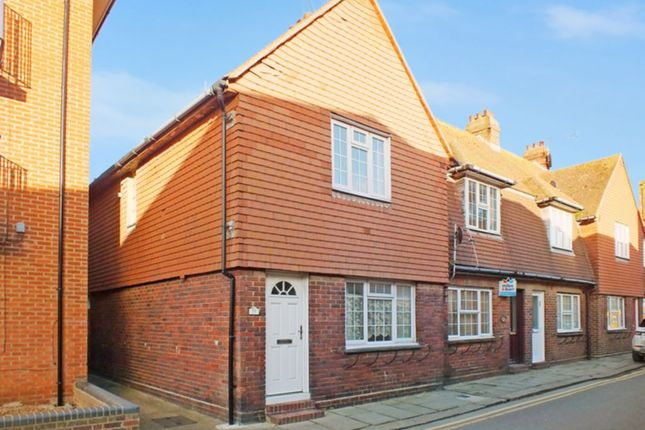 Thumbnail End terrace house for sale in The Stade, Folkestone