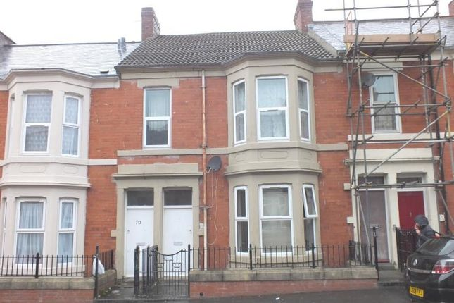Thumbnail Flat for sale in Ellesmere Road, Benwell, Newcastle Upon Tyne