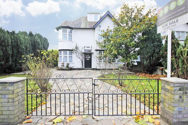 Thumbnail Detached house for sale in Chinbrook Road, Grove Park, London