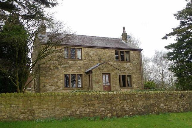 Thumbnail Detached house to rent in Cumeragh Lane, Whittingham, Preston