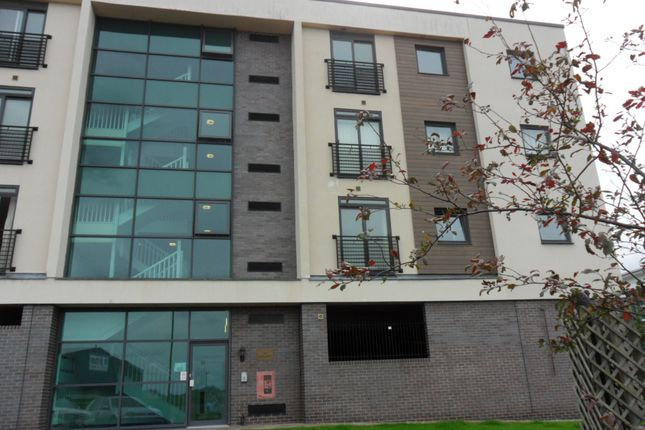 Thumbnail Flat to rent in Calverly Court, Stoke