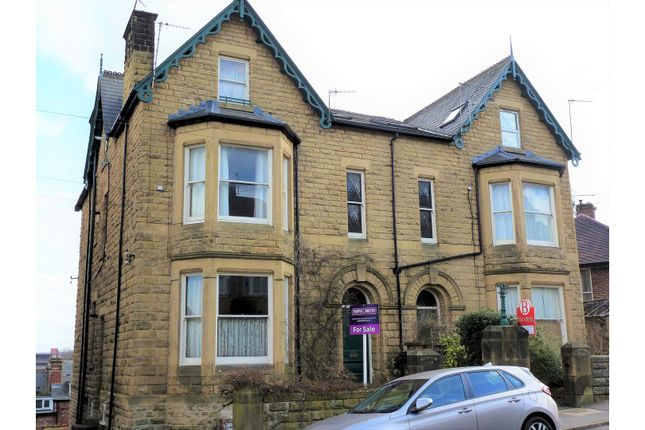 Thumbnail Flat for sale in 457 Crookesmoor Road, Sheffield