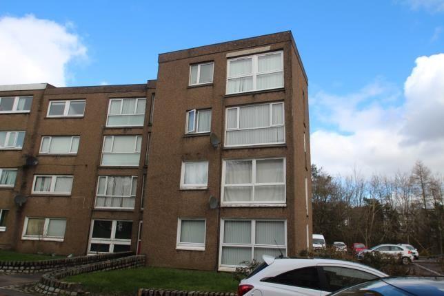 Exterior of Ivanhoe Road, Greenfaulds, Cumbernauld, North Lanarkshire G67
