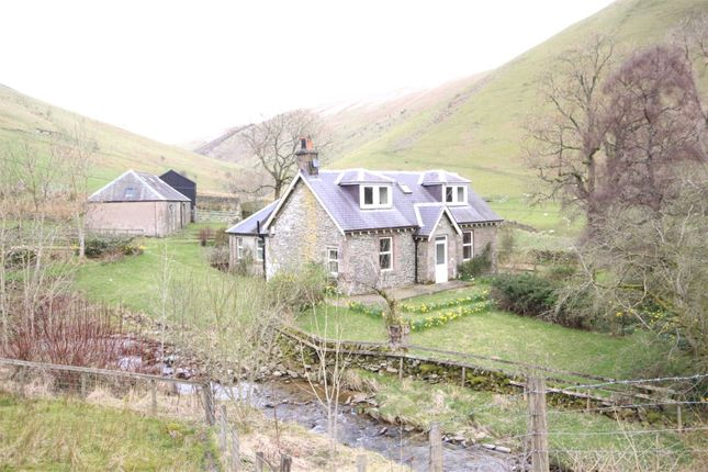 Thumbnail Detached house for sale in Burngrains, Langholm, Dumfries And Galloway