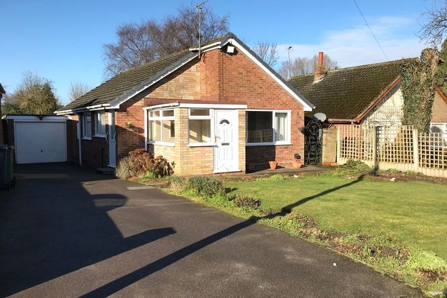 Thumbnail Detached bungalow for sale in Pear Tree Road, Brownhills