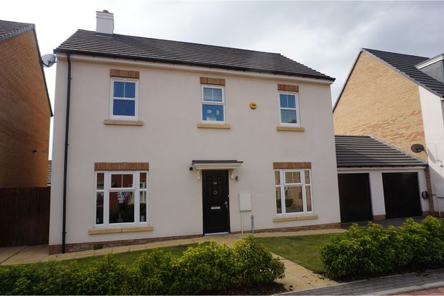Thumbnail Detached house for sale in Glencrest Way, Wath-Upon- Dearne, Rotherham