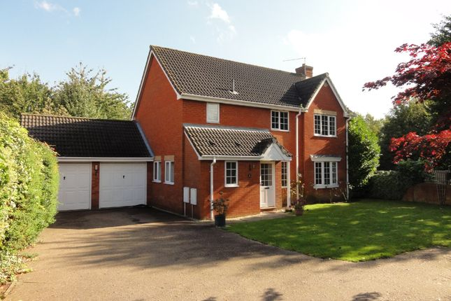 Thumbnail Detached house to rent in Winsford Road, Bury St. Edmunds
