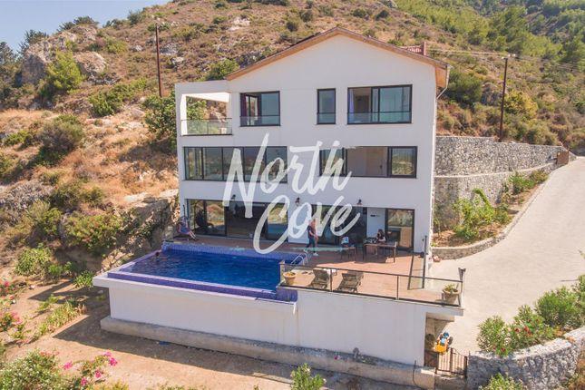 Thumbnail Villa for sale in Lapta, West Of Kyrenia