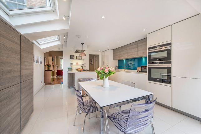 Kitchen of Somerset Road, London W4