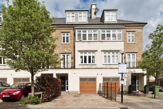 Thumbnail Town house to rent in Kelsall Mews, Kew Riverside, Kew
