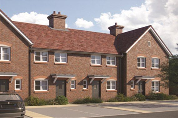 Thumbnail Terraced house for sale in Monk Close, Drayton, Abingdon