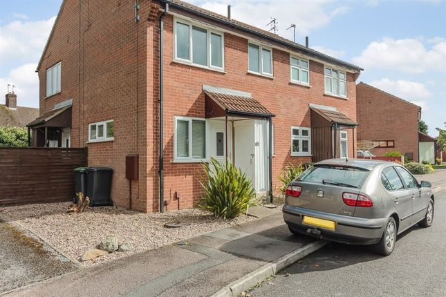 Thumbnail Terraced house to rent in Camdale Close, Beeston, Nottingham
