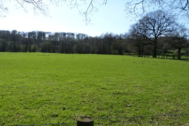 Thumbnail Land for sale in Tedsmore Road, Oswestry