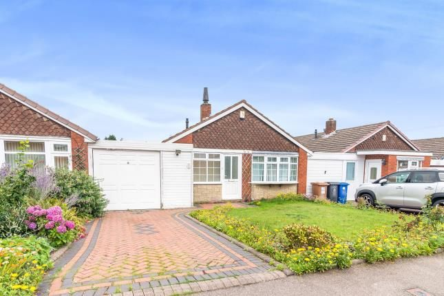 2 bed bungalow for sale in Glenmore Avenue, ., Burntwood, Staffordshire WS7