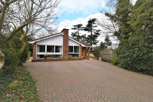 Thumbnail Bungalow for sale in Cambridge Road, Stansted