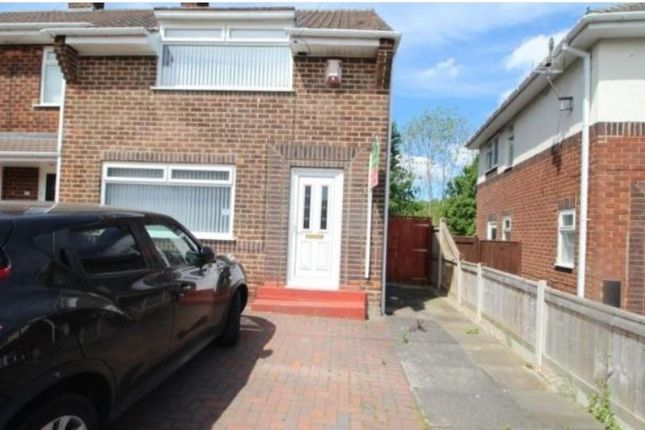 Thumbnail Terraced house to rent in Lilac Road, Stockton-On-Tees