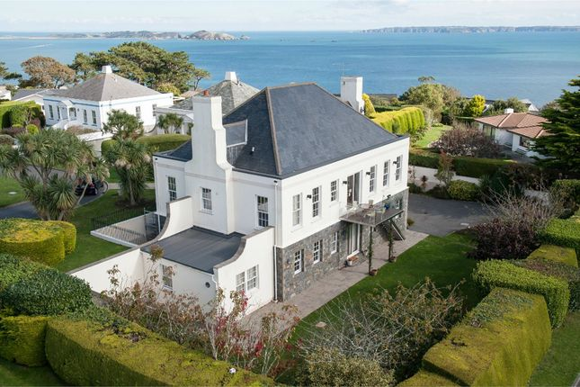 Thumbnail Detached house to rent in Beaufort House, The Citadel, Fort George, St Peter Port