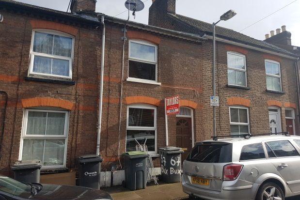 Thumbnail Property to rent in Buxton Road, Luton