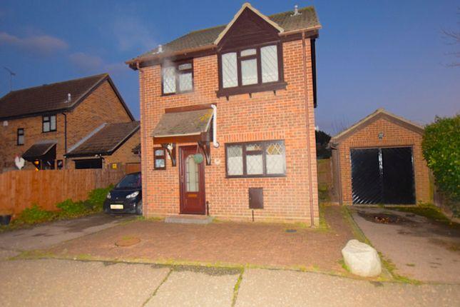 Thumbnail Detached house for sale in Hankin Avenue, Dovercourt, Harwich