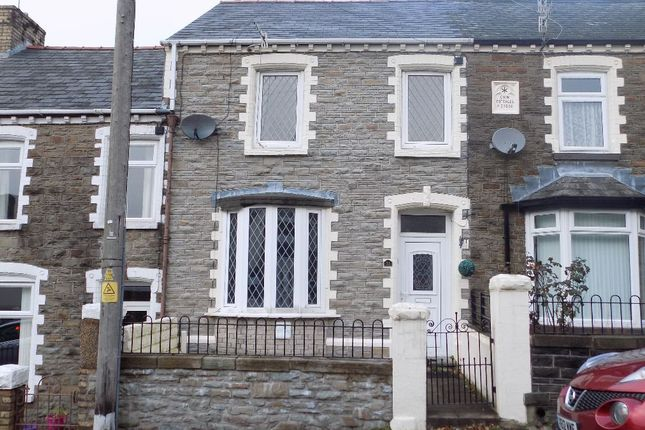 Thumbnail Terraced house for sale in Cwm Cottage Road, Abertillery