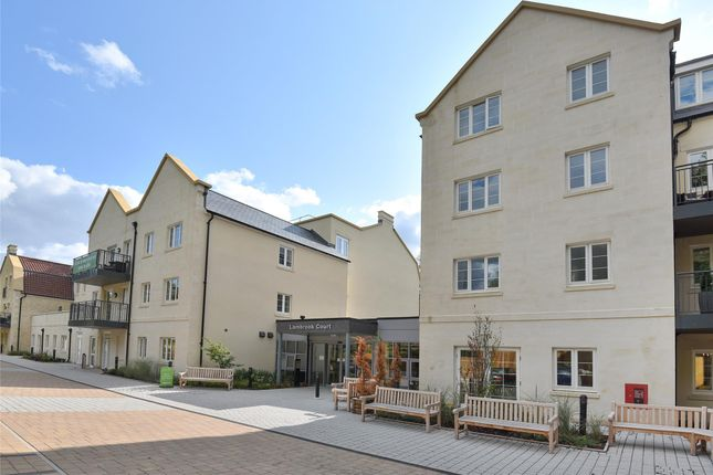 Thumbnail Flat to rent in Lambrook Court, Gloucester Road, Bath