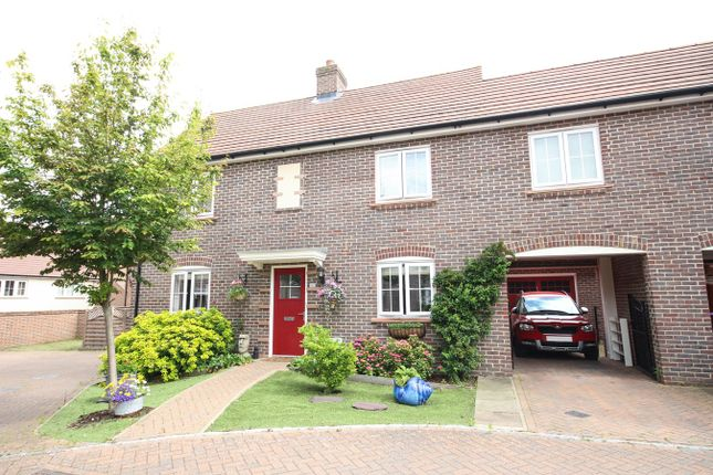 Thumbnail Link-detached house to rent in Lindsell Avenue, Letchworth Garden City