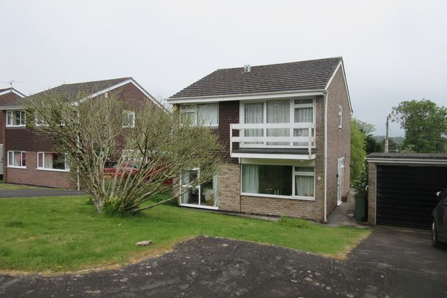 Thumbnail Detached house to rent in New Property, Drake Road, Wells