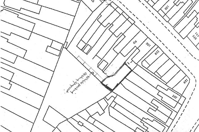 Thumbnail Land for sale in Bensham Lane, Thornton Heath