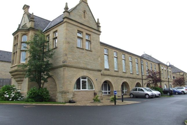 Thumbnail Flat to rent in Crossley Appartments, The Royal, Free School Lane, Halifax