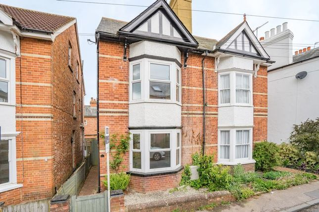 Thumbnail Semi-detached house to rent in Vale Road, Southborough, Tunbridge Wells