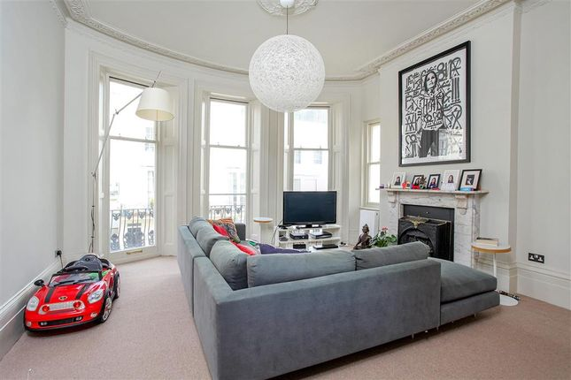 Thumbnail Maisonette for sale in Waterloo Street, Hove, East Sussex