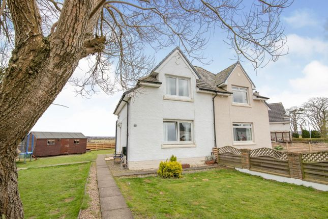 Thumbnail Semi-detached house for sale in Old Greenock Road, Inchinnan