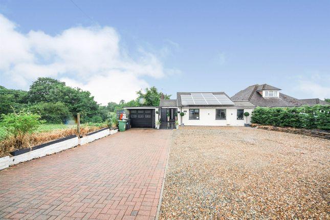 Thumbnail Detached bungalow for sale in Harlington Road, Toddington, Dunstable