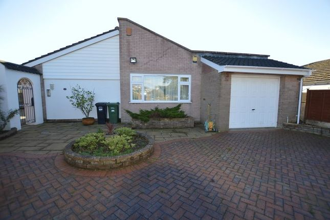 Thumbnail Bungalow for sale in Southridge Heights, Bleadon Hill, Weston-Super-Mare