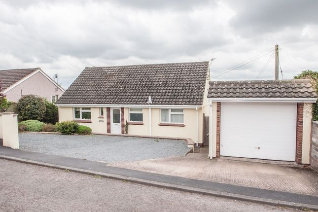 Thumbnail Detached bungalow for sale in Fifth Avenue, Greytree, Ross-On-Wye