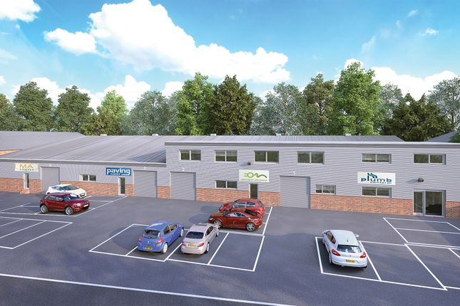 Thumbnail Warehouse to let in Reform Trade Park, Reform Road, Maidenhead