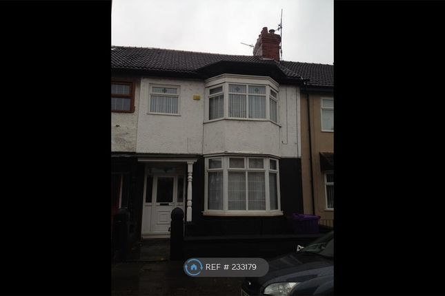 Thumbnail Terraced house to rent in Fazakerley Road, Liverpool