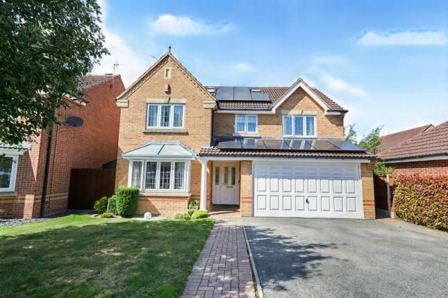 Thumbnail Detached house for sale in Sedgemoor Way, Littleover, Derby, Derbyshire