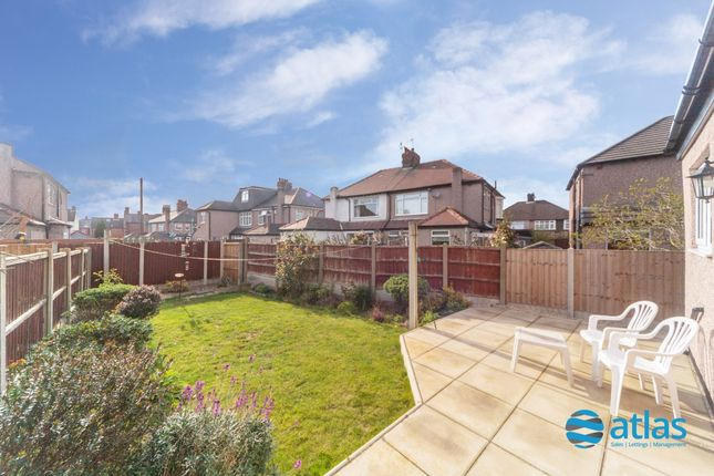 Garden of Latrigg Road, Aigburth L17