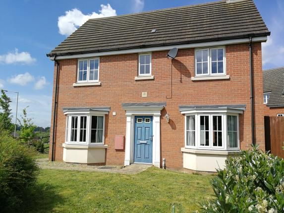 Detached house for sale in Stowmarket, Suffolk