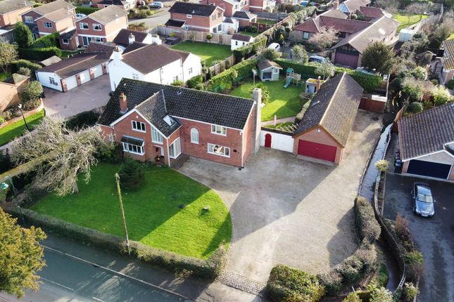 4 bed detached house for sale in Main Street, Woodborough, Nottingham NG14
