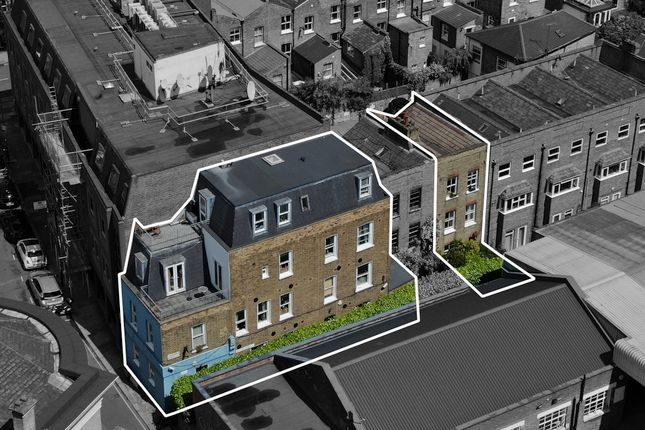 Thumbnail Land for sale in Aulton Place, London