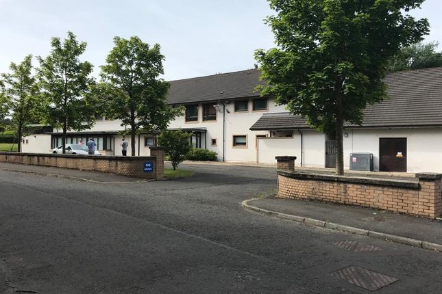 Thumbnail Flat for sale in Meadows Drive, Erskine